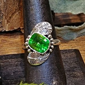 Jewelry - Green Tourmaline Ring